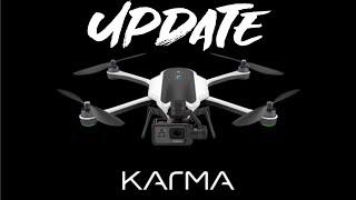 GoPro Karma Drone Update 2019