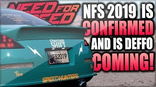 Need For Speed 2019 is COMING! (PROOF!)