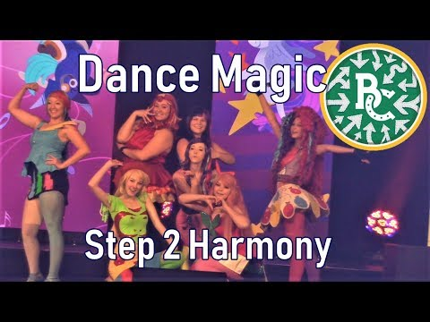 """Dance Magic"" Step 2 Harmony Bronycon 2018"