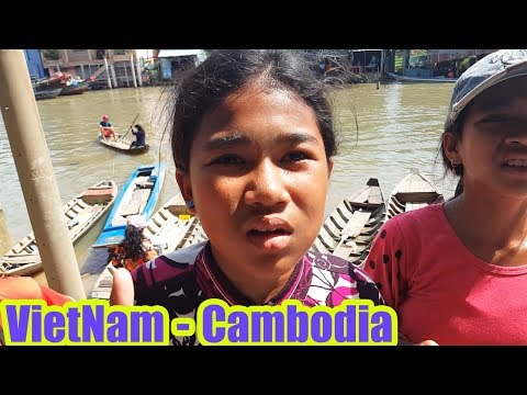 Vietnam Travel – Amazing Vietnam Cambodia Border Mekong Delta