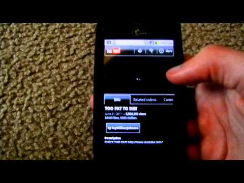 Consumer Review: Android LG Optimus V