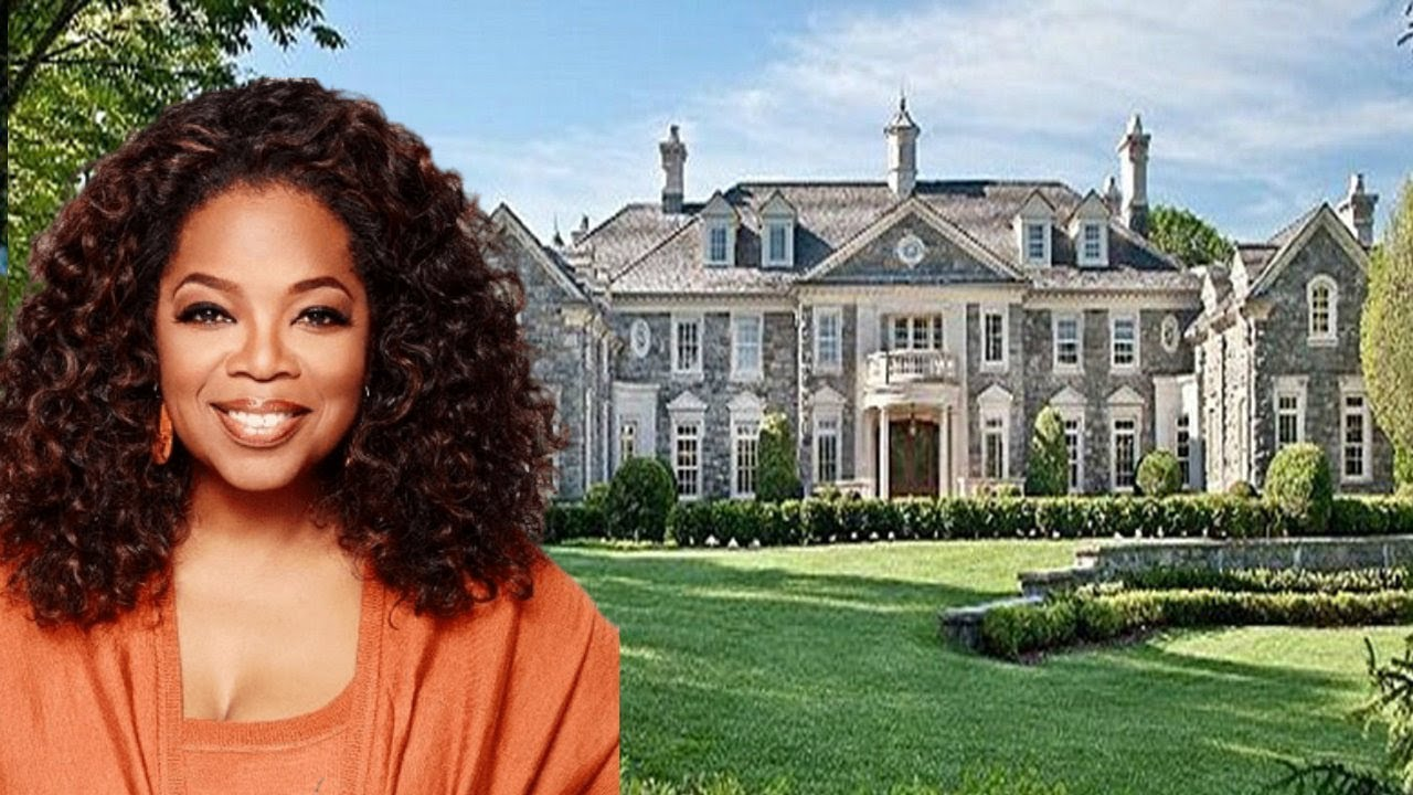 Oprah Winfrey House 2017 Oprah New Colorado Mansion Youtube
