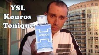 Yves Saint Laurent Kouros Tonique fragrance/cologne review