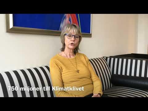 Agneta kommenterar vårändringsbudgeten