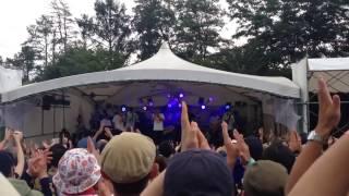 りんご音楽祭2015からスチャダラパーのステージ。 MCから今夜はブギーバ...