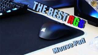 Finally Someone Made A Great RGB Mouse Pad | LUXCOMS RGB Soft Gaming Mouse Pad Large Review.