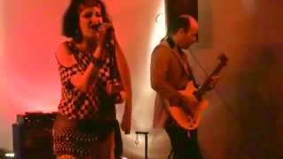 "The HAPPY HAUS ""92 Degrees"" Videography JOHN SANTANA Siouxsie & The Banshees tribute band"