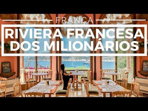 RIVIERA FRANCESA: PARAÍSO DOS MILIONÁRIOS | DIA 01 NA PROVENÇA
