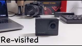 THE APEMAN TRAWO RE-VISITED - Native UHD 4K ACTION CAMERA