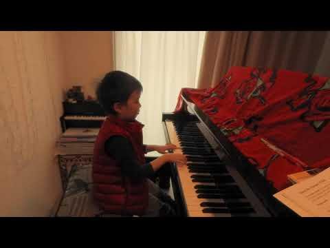 "Aiden Plays ""My Invention"""