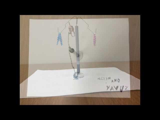 Balance experiment;Physics