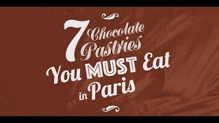 7 Chocolate Cakes You Must Eat in Paris - Paris Food Porn