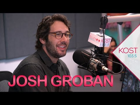 Josh Groban Talks Being A Game Of Thrones Fan, Celine Dion, Touring & More
