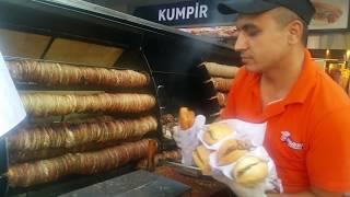 turkish kebab show
