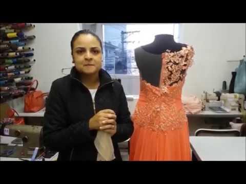 ec0d07d41f Customização em roupas e vestidos ... - Ellegancy Costuras