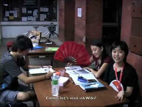Dedication to Iskwiki - UP Chinese Students Association