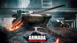 Armada: Modern Tanks - Official Trailer (Android, iOS, Windows)