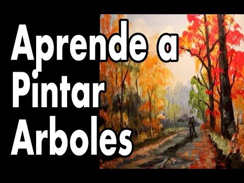 Curso Pintura Acrilica !!! - YouTube