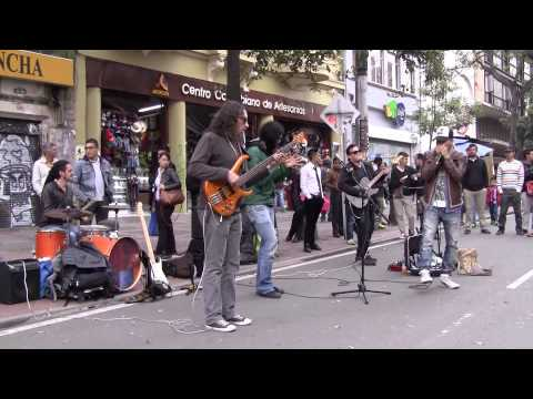 Concierto de rock, jazz y blues en la sep7ima