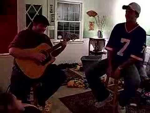 Dale and Chris sing - 1