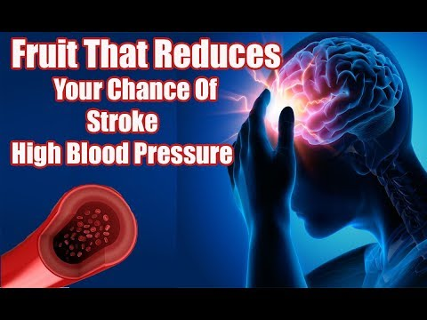 Powerful Fruit That Reduces Your Chance Of Stroke, Cancer & High Blood Pressure