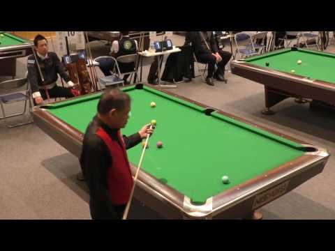 2016 All Japan Championship: Efren Reyes vs Akagariyana Yukio(1)