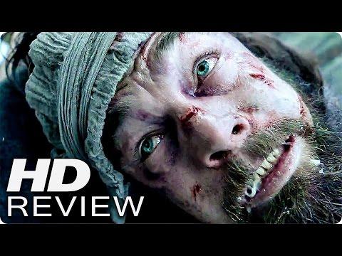 THE REVENANT Trailer Deutsch German & Kritik Review (2016) streaming vf