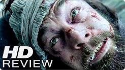 THE REVENANT Trailer Deutsch German & Kritik Review (2016)