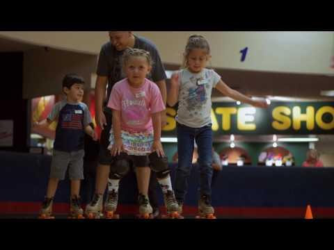 Roller Skating Class Lessons at Skating Plus Ventura CA