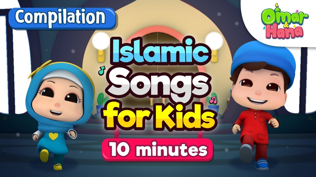 Islamic Cartoons for Kids | Compilation | Loving Orphans and more | Omar & Hana