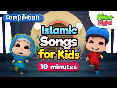 Islamic Cartoons for Kids | Compilation | Loving Orphans and more | Omar & Hana thumbnail