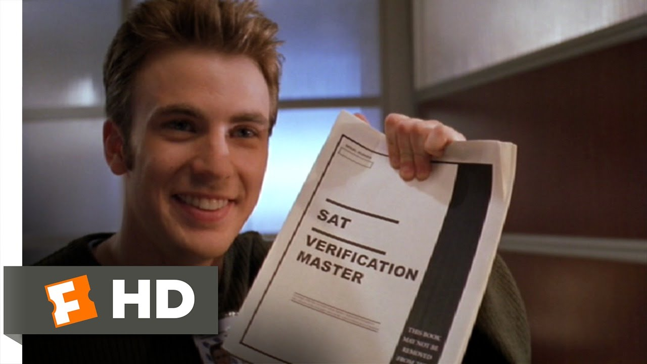 the perfect score 38 movie clip copy it 2004 hd