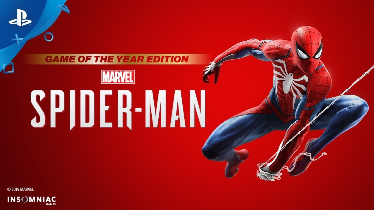 Marvels Spider-Man: Game of the Year Edition - Accolades Trailer | PS4