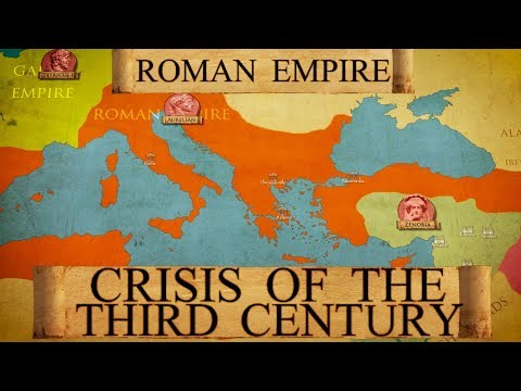 Crisis of the Third Century of the Roman Empire DOCUMENTARY