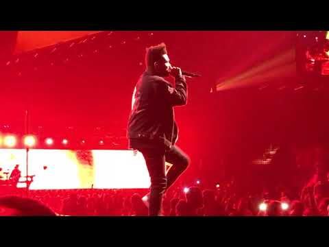 The Weeknd  Reminder LIVE