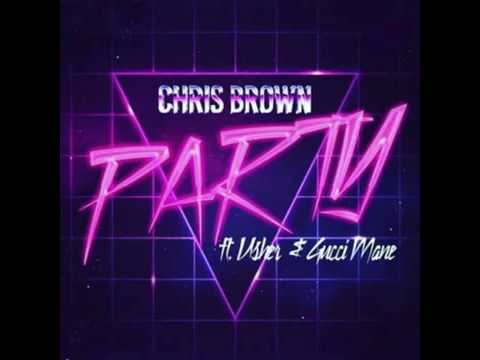 Chris Brown - Party ft. Gucci Mane, Usher (The Chipettes) Ft. (Alvin and the Chipmunks)