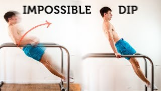 IMPOSSIBLE DIP! 5 BEST EXERCISES FOR ALL THE LEVELS