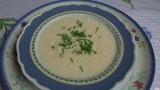 Яичный суп.Старинный немецкий рецепт.