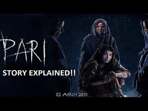PARI Full Story Explanation | PARI Movie Review