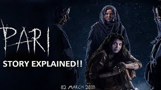 PARI Full Story Explanation | PARI Movie Review