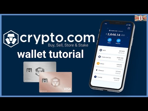 Crypto.com Review: Buy, Store \u0026 Stake All-in One Wallet