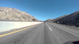 Hwy 62 to Yucca Valley