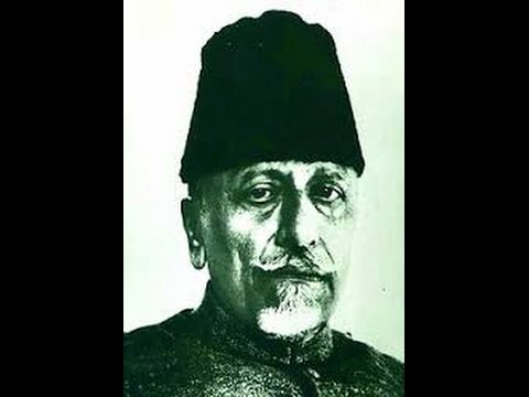 Original Speech   maulana abul kalam azad predicted pakistan future Before Pakistan Created