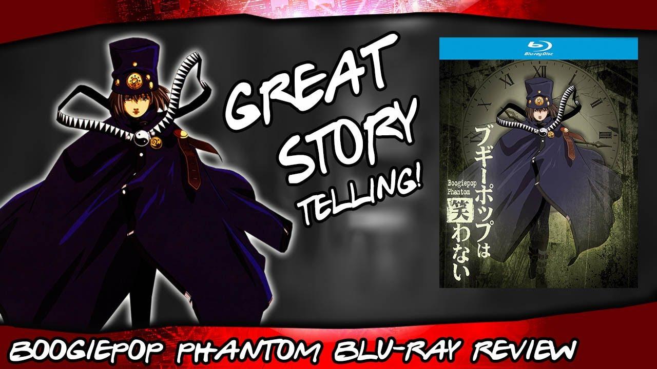 Amazing Story Telling..MUST WATCH! | Boogiepop Phantom Complete TV Series Blu-Ray | RightStuf Anime