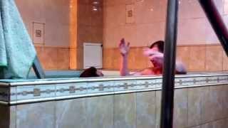 Смотреть видео баня в клину