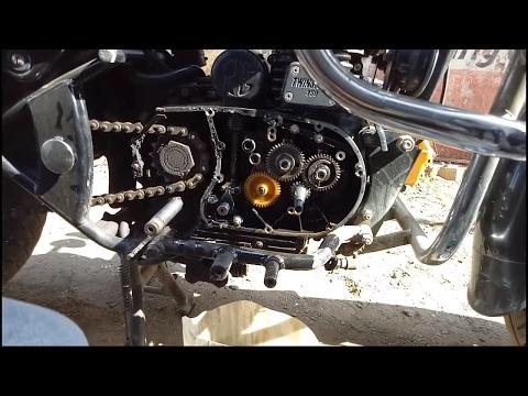 Royal Enfield  Engine Ki   Tik Tik noise sound  part 2