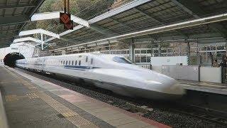 JR九州【山陽、九州新幹線】N700系8両編成 及 JR東海【山陽、東海道新幹線】N700系8両編成 , Shinkansen N700 Series