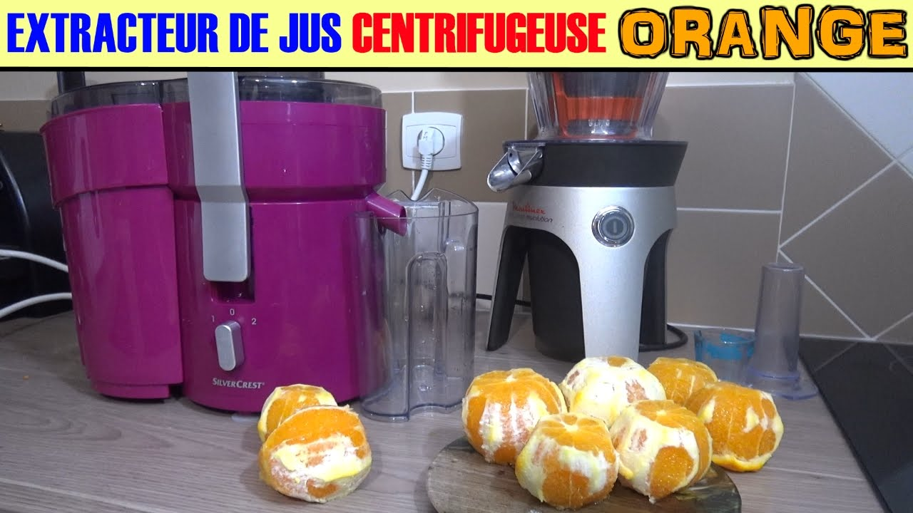 extracteur de jus centrifugeuse lidl silvercrest moulinex test orange comparatif avis youtube. Black Bedroom Furniture Sets. Home Design Ideas