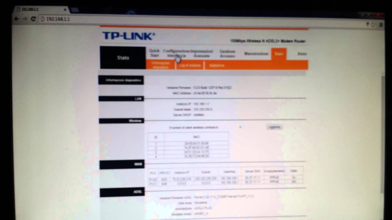 how to change wireless password tp link