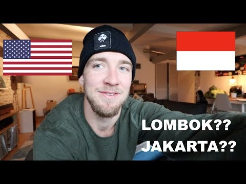 WHERE SHOULD I GO IN INDONESIA?!
